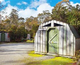 Discovery Holiday Parks Cradle Mountain Cosy Cabins - Accommodation Ballina