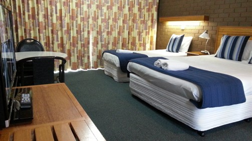 Barooga Country Inn Motel - Accommodation Ballina
