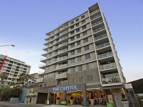 The Capitol Apartments - Accommodation Ballina