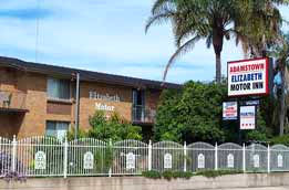Adamstown Elizabeth Motor Inn - Accommodation Ballina