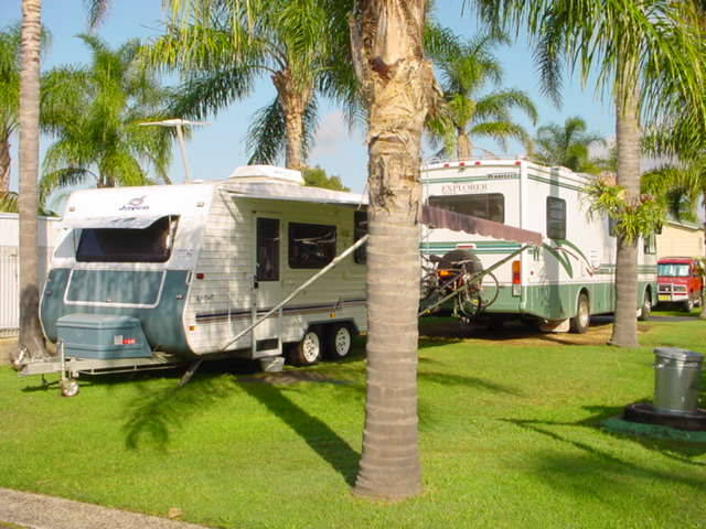 Ballina Waterfront Village  Tourist Park - Accommodation Ballina