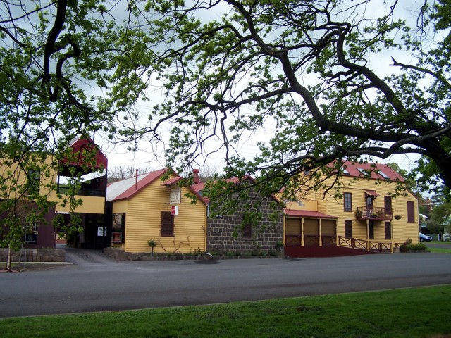 Camperdown's Historic Mill