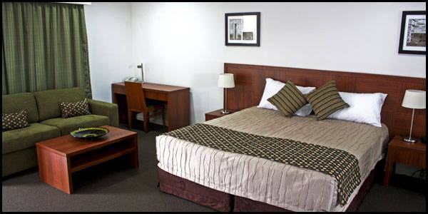 Chinchilla Downtown Motor Inn - Accommodation Ballina