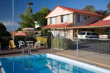 Econo Lodge Alabaster - Accommodation Ballina