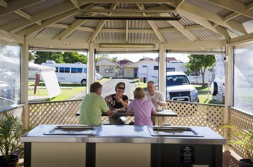 North Coast Holiday Parks Ballina Central - Accommodation Ballina