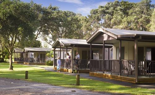 North Coast Holiday Parks Beachfront - Accommodation Ballina