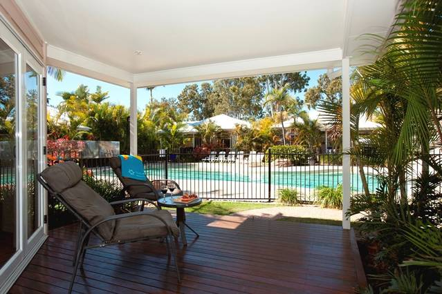 NRMA Treasure Island Holiday Park - Accommodation Ballina