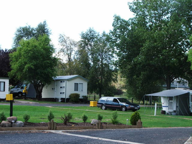 Poplar Caravan Park - Accommodation Ballina