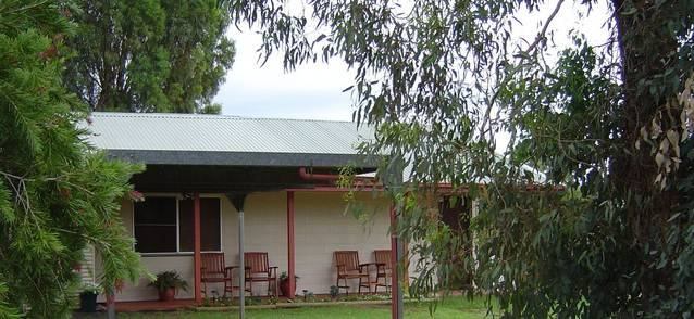 Redbank Gums B  B - Accommodation Ballina