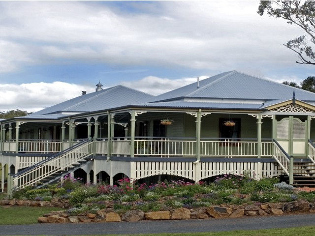 The Sanctuary Springbrook Guest House Cottage - Accommodation Ballina