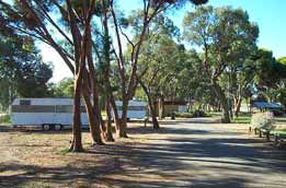 Wycheproof Caravan Park - Accommodation Ballina