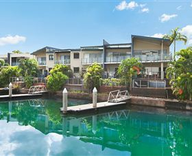 Bay View Luxury Waterfront Villa - Accommodation Ballina