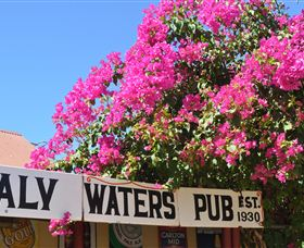 Daly Waters Historic Pub - Accommodation Ballina