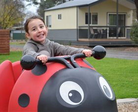 BIG4 Bendigo Marong Holiday Park - Accommodation Ballina