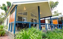 North Coast Holiday Parks Jimmys Beach - Accommodation Ballina