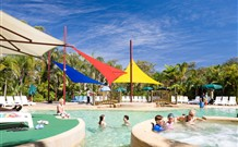 Ocean Beach NRMA Holiday Park - Accommodation Ballina