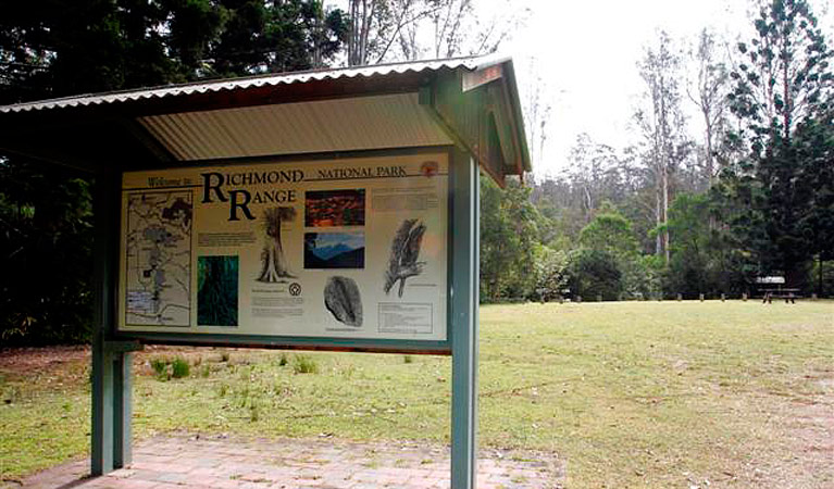 Peacock Creek campground - Accommodation Ballina