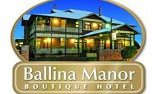 Ballina Manor Boutique Hotel