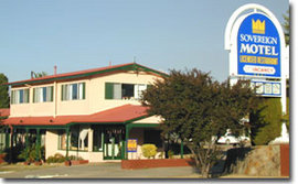 Sovereign Motor Inn Cooma - Accommodation Ballina