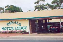 DONALD MOTOR LODGE - Accommodation Ballina