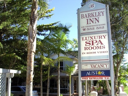 The Barkley Inn - Accommodation Ballina
