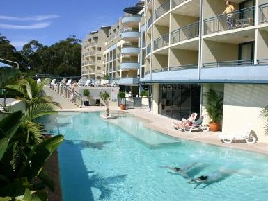 The Landmark Resort - Accommodation Ballina