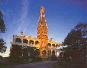 Rupertswood Mansion - Accommodation Ballina