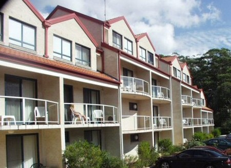 Nelson Bay Breeze Resort - Accommodation Ballina