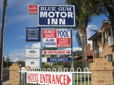 Blue Gum Motor Inn - Accommodation Ballina