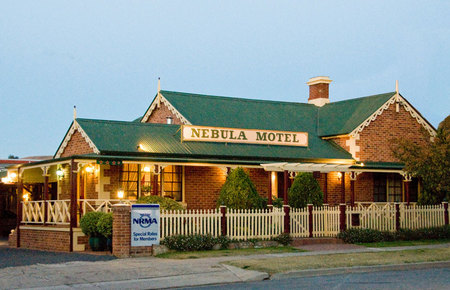 Nebula Motel - Accommodation Ballina
