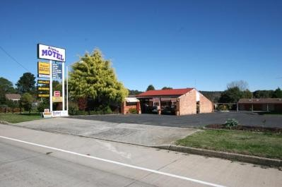 Alpha Motel - Accommodation Ballina