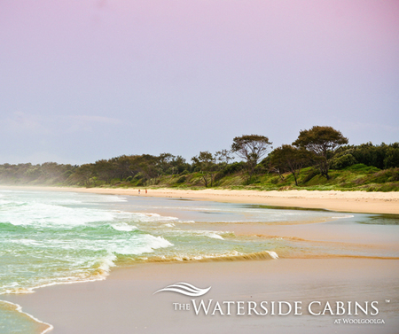 Waterside Cabins at Woolgoolga - Accommodation Ballina