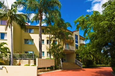 Bayview Waters Apartments - Accommodation Ballina