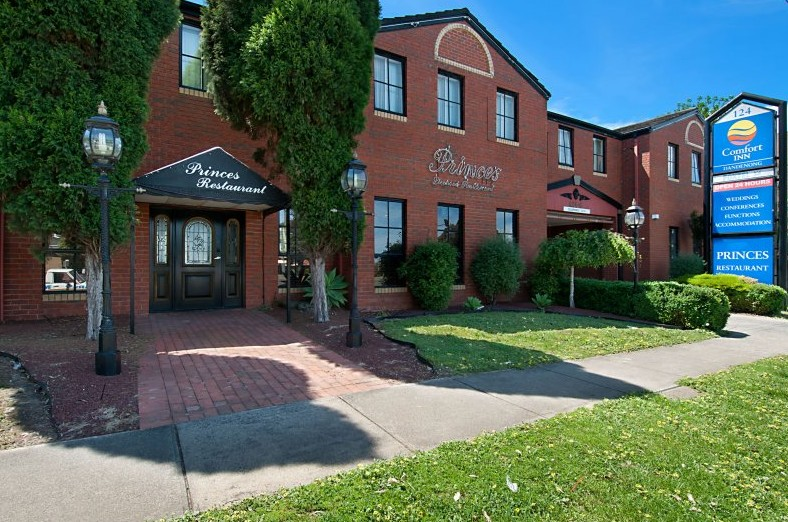 Comfort Inn Dandenong - Accommodation Ballina