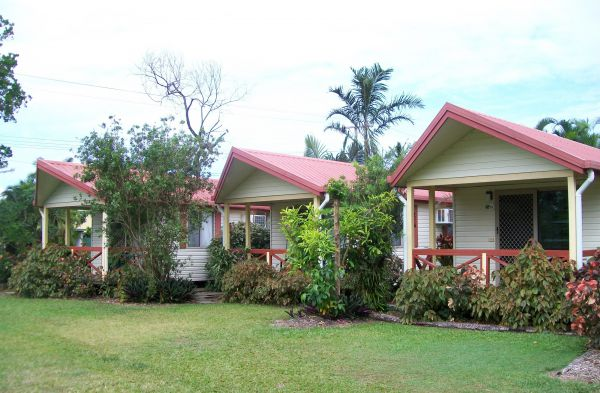 Flying Fish Point Tourist Park - Accommodation Ballina