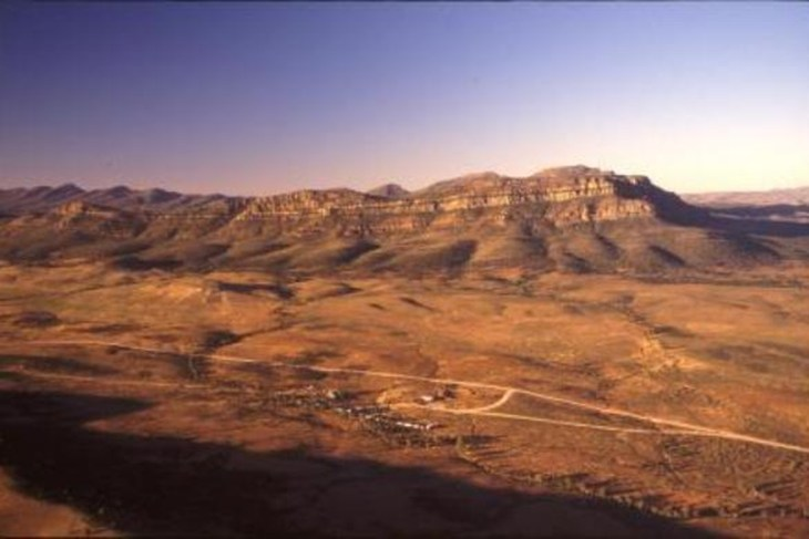 Flinders Ranges - Rawnsley Park Station - Accommodation Ballina