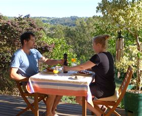 Simba Sunrise Bed and Breakfast - Accommodation Ballina