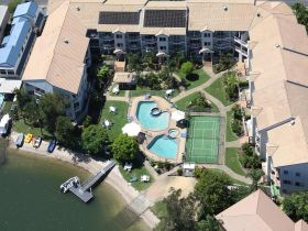 Pelican Cove Apartments - Accommodation Ballina