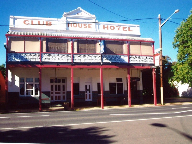 Club House Hotel - Accommodation Ballina