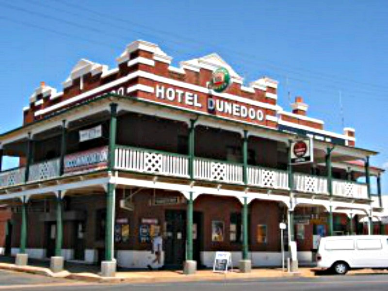 Hotel Dunedoo  - Accommodation Ballina