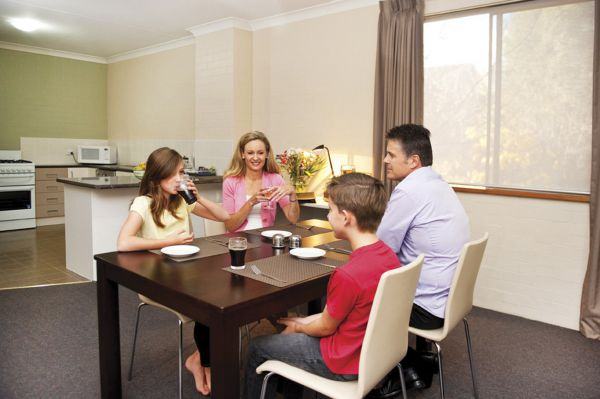 Oxley Court Apartments - Accommodation Ballina