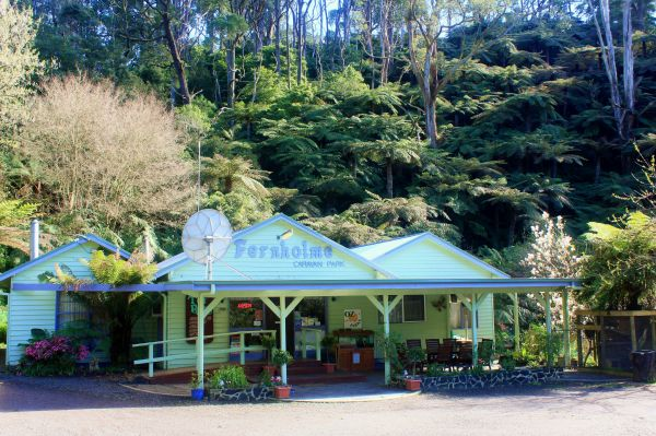 Tarra Valley Caravan Park - Accommodation Ballina