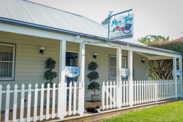 Mrs Top at Milton Bed and Breakfast - Accommodation Ballina