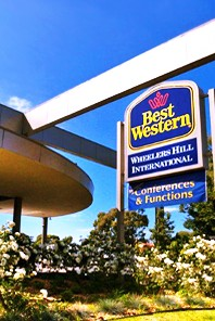Best Western Wheelers Hill International