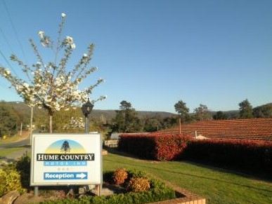 Hume Country Motor Inn - Accommodation Ballina