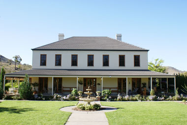 Ginninderry Homestead - Accommodation Ballina