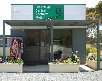 Greenleigh Central Canberra Motel - Accommodation Ballina