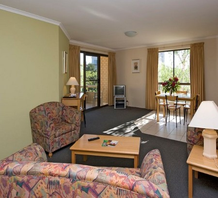 Kingston Court Serviced Apartments - Accommodation Ballina