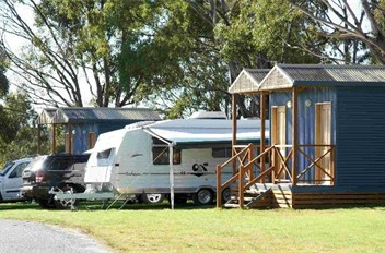 St Helens Caravan Park - Accommodation Ballina