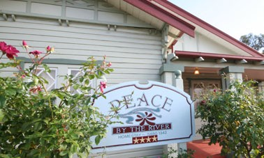Peace By The River Homestay - Accommodation Ballina